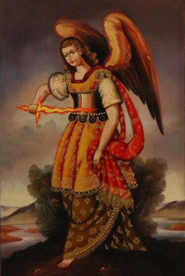 Oracion al arcángel  Uriel